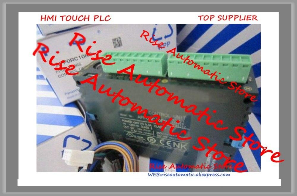 все цены на  New Original Programmable Logic Controller AFP0RC10RS PLC 24 V DC 6 input points 4 Relay output points FP0R Control Unit  онлайн