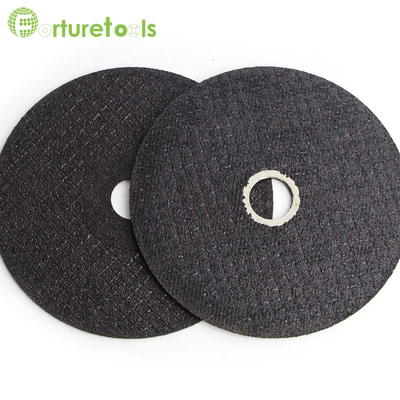 Disco abrasivo de corte ultra delgado de 4 pulgadas Rueda abrasiva de - Herramientas abrasivas - foto 5