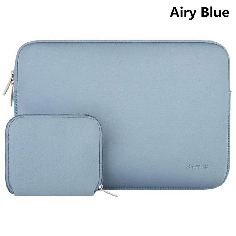שליכט אקרילי MOSISO נייד מחברת Bag Case שרוול 11.6 12 13.3 14 15.6 אינץ