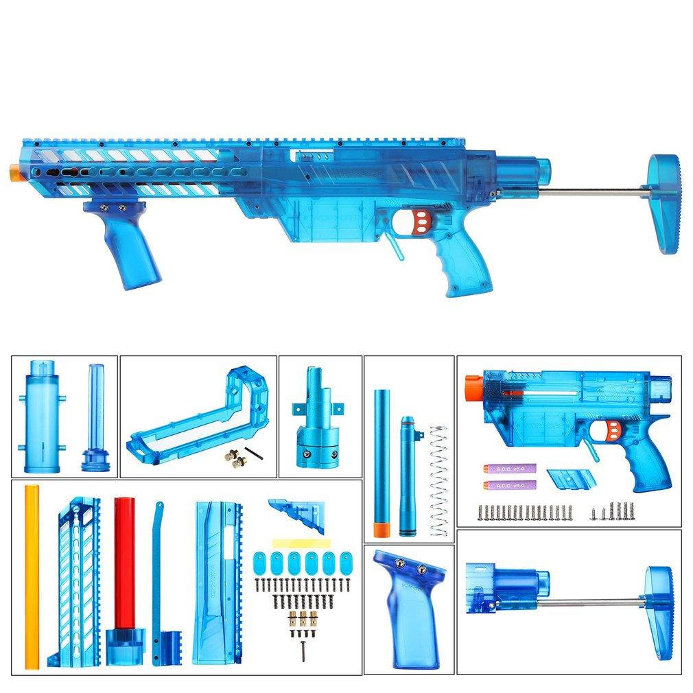 Ensemble de Kits de Mod de Style RMCX de YY-R-W010 ouvrier pour Kit de puissance Nerf n-strike Elite Stryfe Blaster accessoires de pistolet jouet