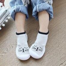 2019 Unisex Infant Toddler Shoes Socks Girls Boys Casual Cotton Shoes Soft Bottom Comfortable Non-slip Kids Baby Walkers Socks