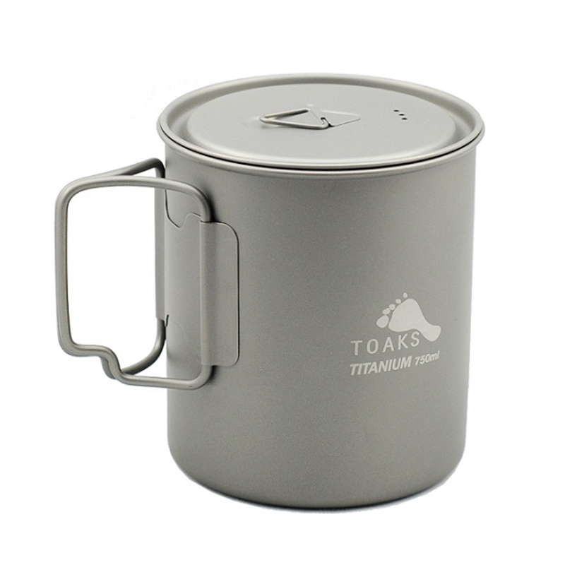 3in1Titanium Folding Cup Ultralight Titanium Tableware Titanium Pot Portable Titanium Bowl Camping Cup Titanium 750ml 110g electric kettle 304 stainless steel automatic blackouts dry burning electric safety auto off function