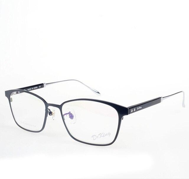 fashion brand designer titanium flex eyeglasses rimless myopia with ...