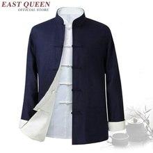 Chino tradicional ropa para hombres hombre oriental chaqueta de invierno  para hombres wushu kung fu traje ropa chaquetas de los . 678008fdc42