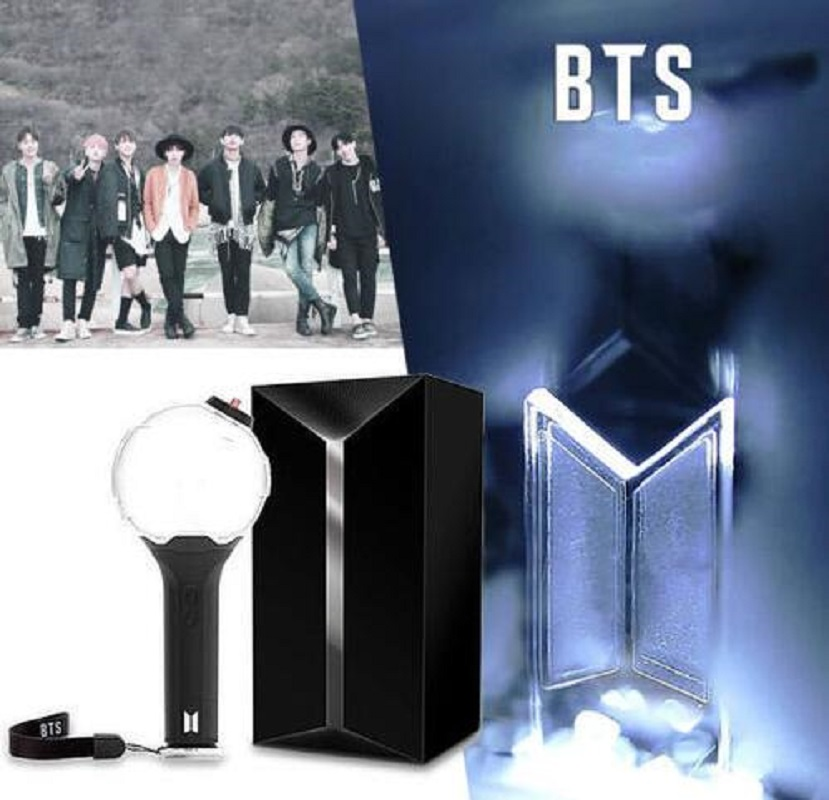 Biamoxer New Kpop Bts Bangtan Boys Army A Limited Edition Ver Novelty & Special Use Ii Concert Lamp Ver 2 Korea Glow Stick Lamp Army Bomb Light Stick Reputation First
