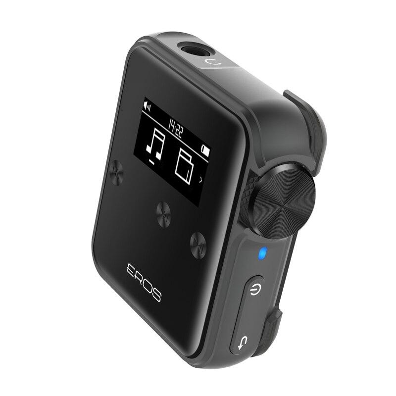 Aigo EROS J Hifi Lecteur Lecteur Sans Perte bluetooth 4.0 MP3 USB DSD Professionnel DAC Salut-résolution Audio Musique Mini OTG Soutien 128 GB TF
