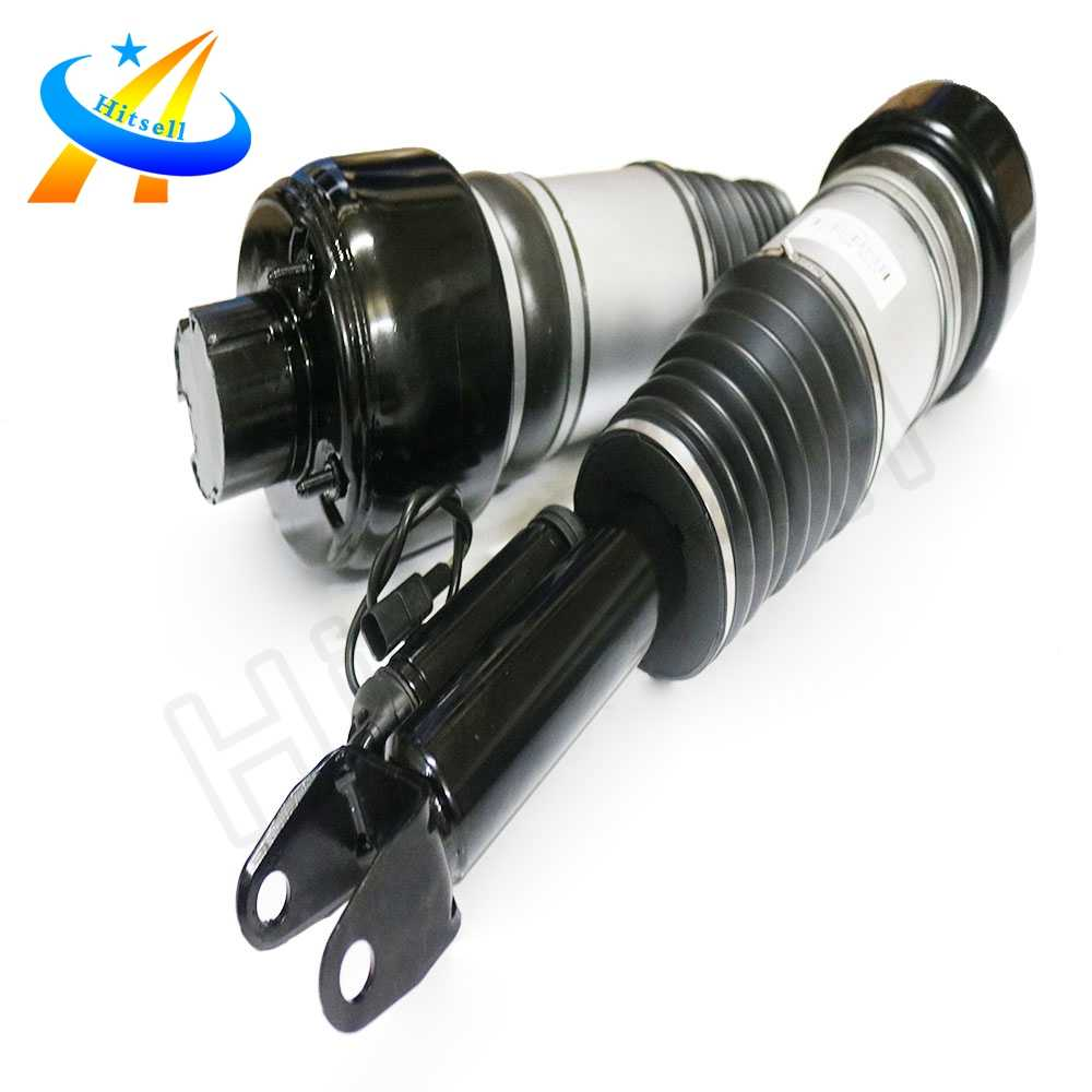 hight resolution of front air suspension strut for mercedes w211 e320 e350 e500 2113205413