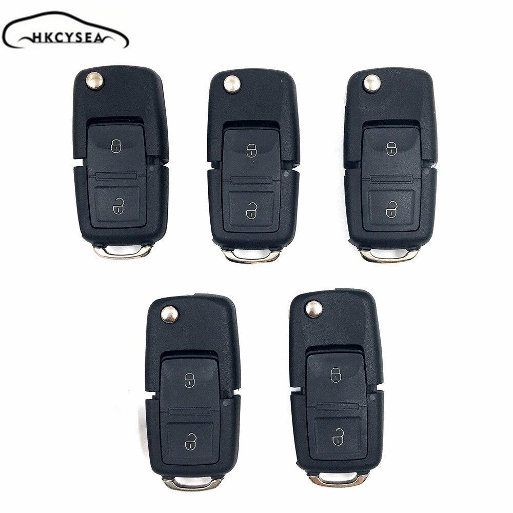HKCYSEA 5PCS LOT KEYDIY KD900 URG200 KD X2 B01 2 2 Button Remote Key for VW