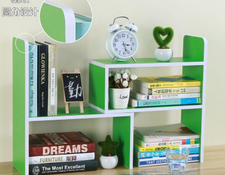 Güvenlik yuvarlak köşe tasarım DIY Ofis kitaplık Masası - Mobilya - Fotoğraf 6