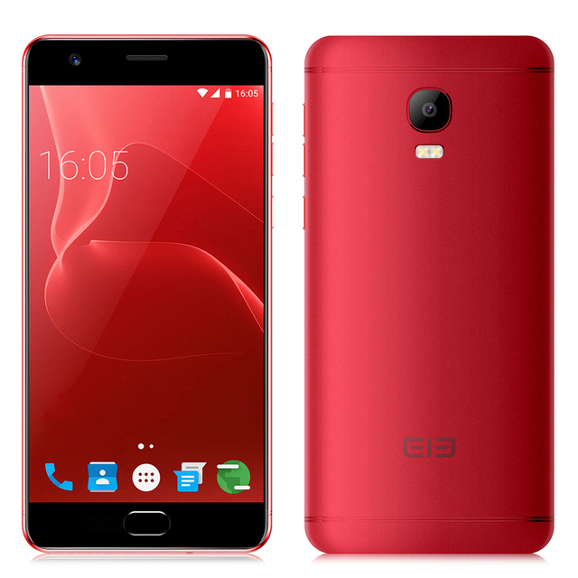 Elephone P8 MAX 4G Phablet 5.5 Inch Android 7.0 MT6750T Octa Core 1.5GHz 4GB RAM 64GB ROM 16.0MP 13.0MP Dual Cameras Fingerprint