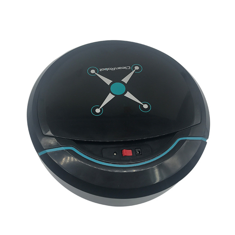 Rechargeable Smart Sweeping Robot Slim Automatic Robot Vacuum Cleaner Household Floor Dirt Dust Hair Cleaner Home Sweeping Tool eworld m883 vacuum cleaner smart sweeping rechargeable robot vacuum cleaner remote controlled automatic dust home cleaner