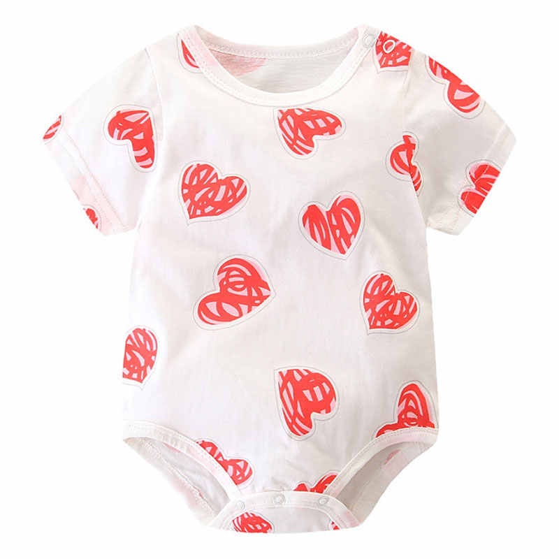 Newborn Baby Clothes Mickey Baby Rompers Long Sleeve Baby Girls Clothing Spring Summer Toddler Cartoon Jumpsuits Roupas Bebes