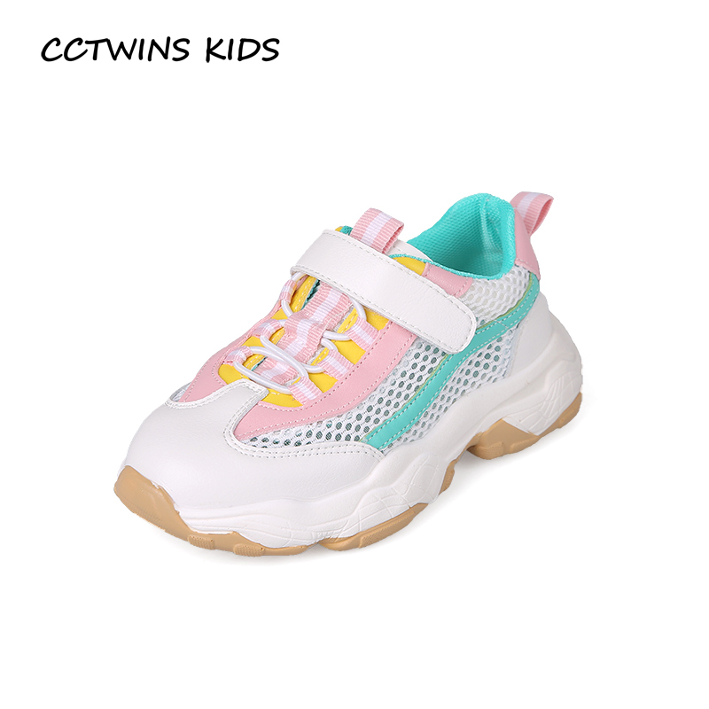 CCTWINS Kids Shoes 2019 Spring Fashion Girls Clearance Shoes Boys Running Sports Sneakers for ...