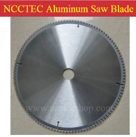 8'' 80 Teeth NCCTEC Aluminum Tct Circular Saw Blade NAC88 | 200mm 80T CARBIDE G-type Cutting-trapezoidal Flat Teeth Tooth