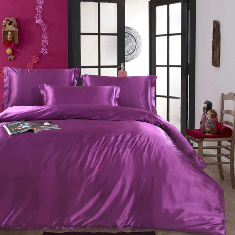 Purple Bedroom Set Promotion-Shop for Promotional Purple Bedroom ...
