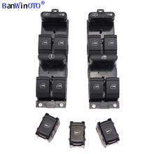 Окно Панель мастер Управление переключатель для VW Golf Jetta Passat MK4 B5 Seat Leon Toledo 1999 2000 2001 2002 2003 2004 1J4959857