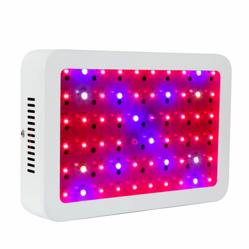 600W 100LED Grow Light Full Spectrum LEDs Plant Lighting Lamp for Plants Seedings Flowers Growing Greenhouses 90w ufo led grow light 90 pcs leds for hydroponics lighting dropshipping 90w led grow light 90w plants lamp free shipping