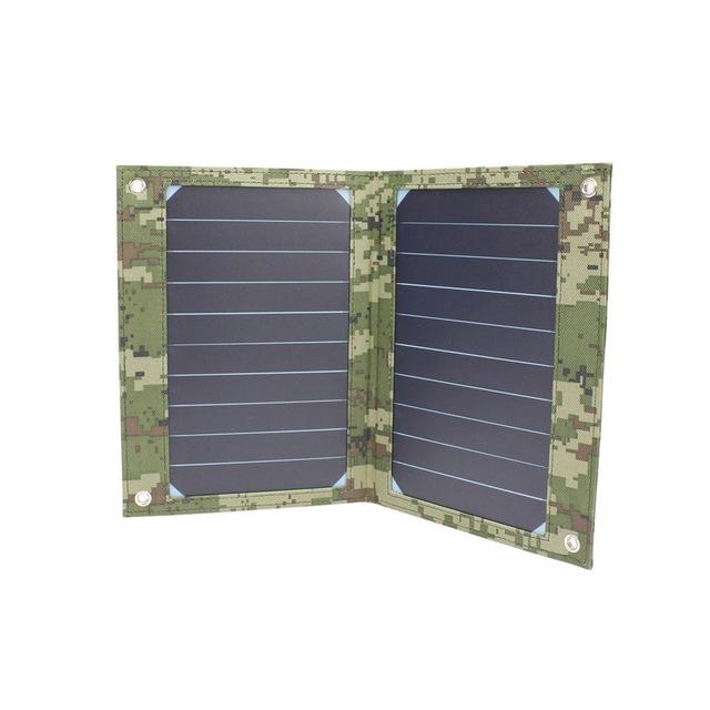SUNEVER Envío gratis 10 W 5 V panel built-in 6000 mah batería de polímero de la energía solar solar al aire libre de carga para móviles teléfono