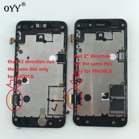 800 480 LCD Display Touch Screen Digitizer Glass Panel Replacement Parts For Asus Zenfone 4 A400CG