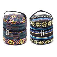 10 ボトルエッセンシャルオイル収納袋収納ケース旅行オイルボトルオーガナイザーバッグアロマトートバッグオイルボックス収集ケース保存袋