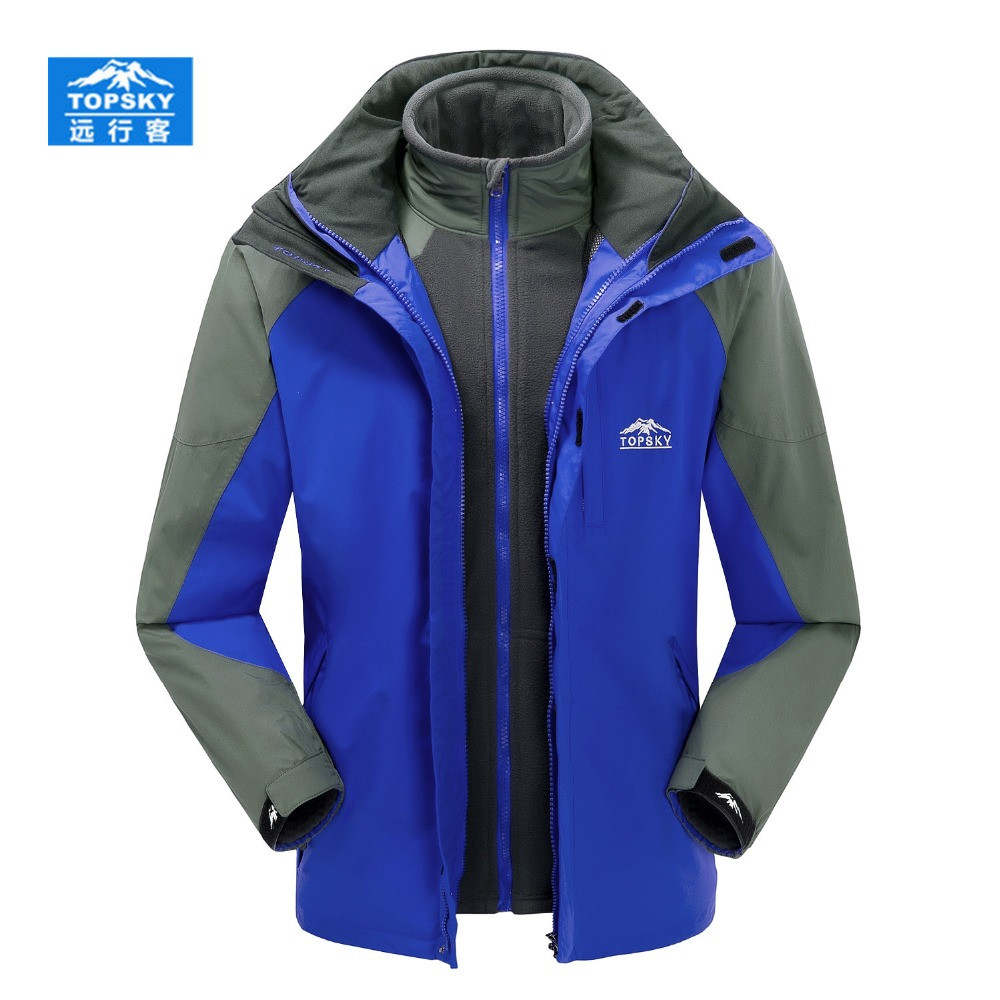 ФОТО Topsky outdoor Men Spring winter softshell jacket Women parka windproof Women jackets coat brand clothing ukraine Free shipping