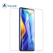 VALAM Invisible Soft Screen Protector For Xiaomi Mi Mix3 Mix2s Mix2 Full Cover Hydrogel Film Back for Xiao