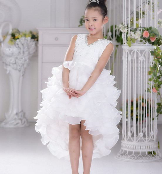 Children Dress Baby S New 2017 Summer Fashion Fl The Little Kids Wedding Party Cosplay Dresses