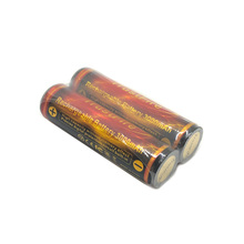 2pcs/lot Trustfire High Capacity 18650 3.7V 3000mAh Li-ion Rechargeable Battery with Protected PCB For Flashlight Digital Camera trustfire protected 18650 3 7v 3000mah rechargeable li ion batteries pair