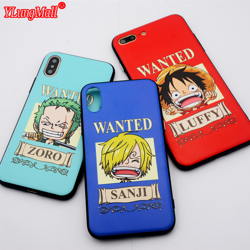 coque iphone x zoro