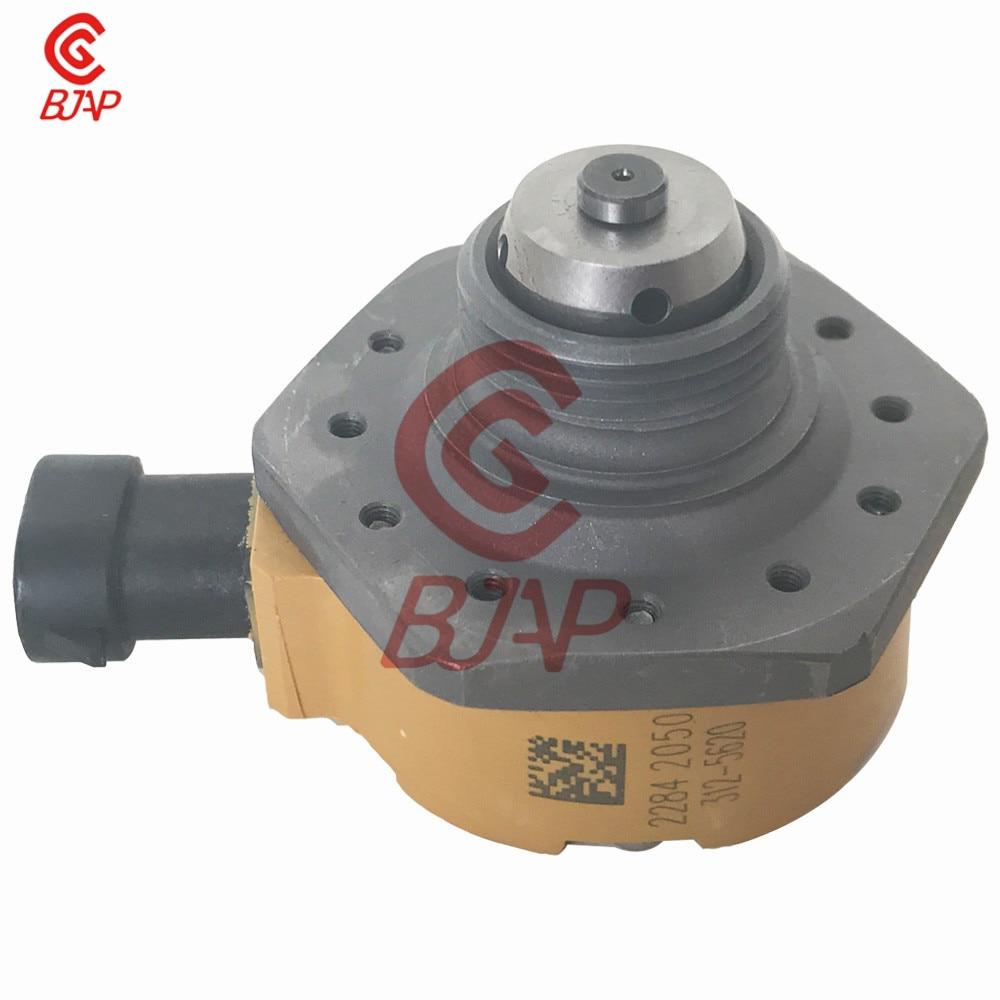 US $245 82 |Brand New 312 5620 Pump Solenoid Valve Assy for CAT Caterpillar  Diesel Fuel Pump C6 4/C6 6 Series and for CAT 320D Excavator-in Fuel Pumps