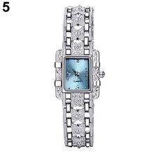 Women Watch Hollow Butterfly Alloy Band Lady Wristwatch Dress Quartz Watch