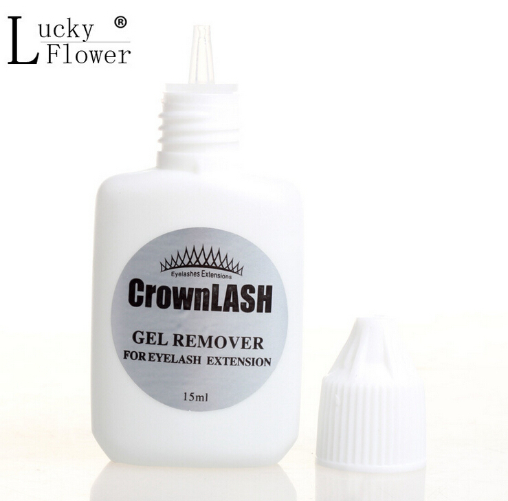 15ml Eyelash Glue Remover No odor No Stimulation Eyelash Extension Glue Remover Eyelash Extensions Makeup Tools