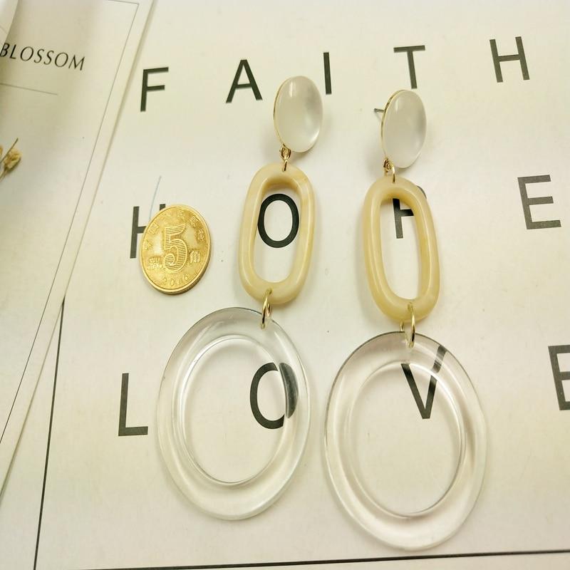 KEQIU Japan and South Korea style earring ear stud earrings A26