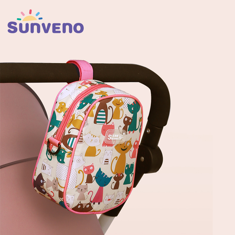 SUNVENO Insulation Bag For Baby carriage Cool Bags Keep Food Hot/Cold Bottle Bag For Baby Thermal Box