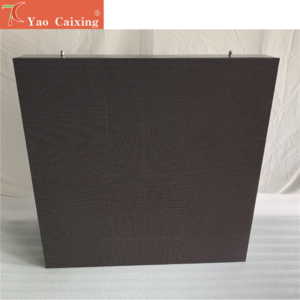 Aliexpress SMD2727 P5 Outdoor Whole Waterproof Cabinet Display Screen Fixed Installation Video Wall