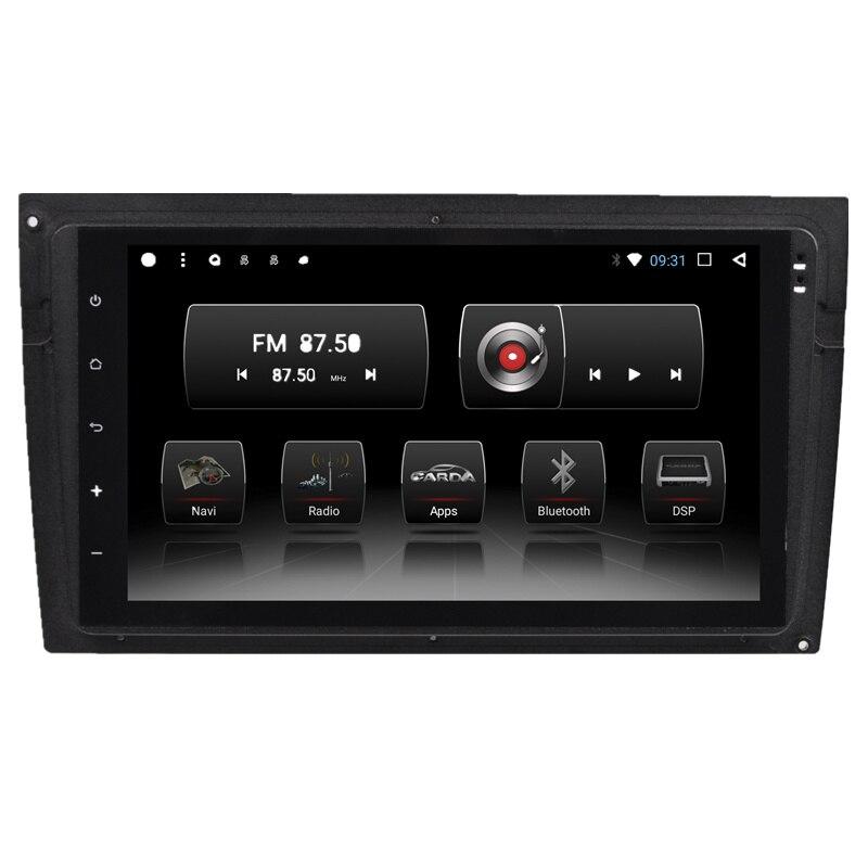 9 Android Авторадио автомобильный мультимедийный Стерео GPS Навигация DVD Радио Аудио головное устройство для Mercedes Benz ML Class ML350 ML 350 2005