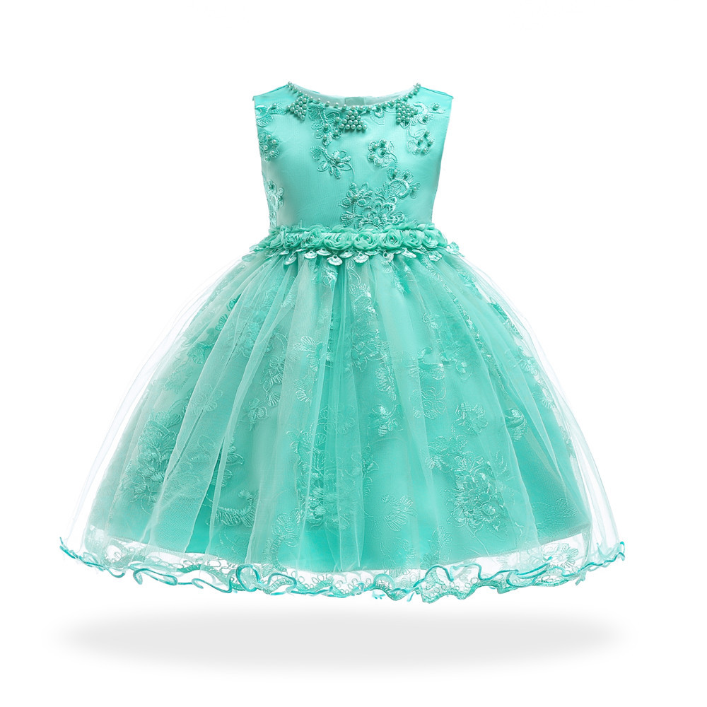 0c099065d4701 Baby Girls Dress For Girls Princess Dress Infant Party Dress Baby Girls  Christening Gown 1 Year Birthday Dress Newborn Clothing ~ Free Shipping  June 2019