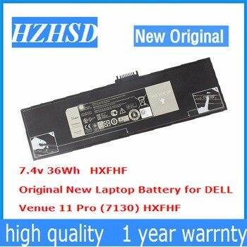 7.4 v 36wh yeni Orijinal HXFHF Için DELL için laptop Batarya Venue 11 Pro (7130) 11 Pro (7139) 11 Pro 7140