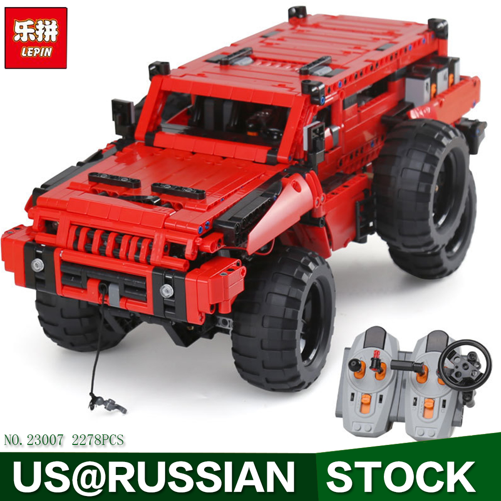 Lepin 23007 2278Pcs Genuine Technic MOC Series The Marauder Set 4731 Children Educational Building Blocks Bricks Toys Model lepin 16050 the old finishing store set moc series 21310 building blocks bricks educational children diy toys christmas gift