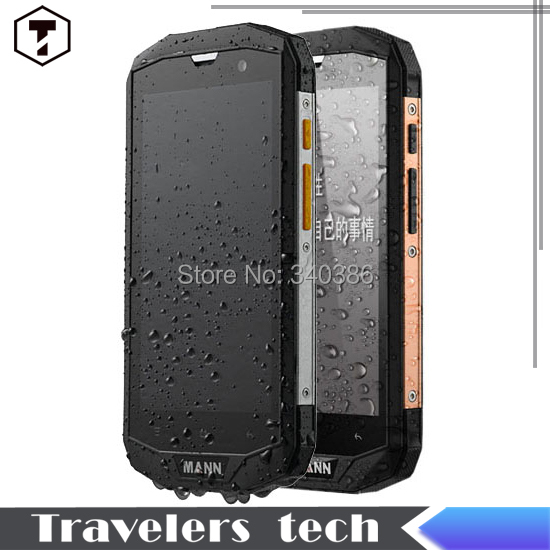 4050mAh Big Battery Rugged Phone IP67 Waterproof font b Smartphone b font MANN ZUG 5S Qualcom