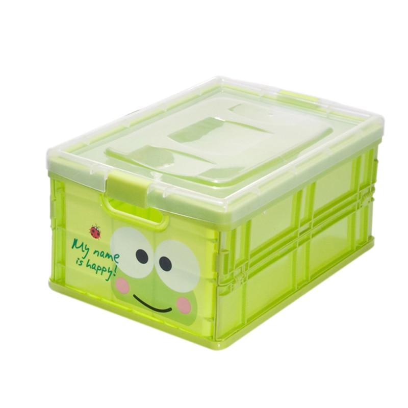 ₪Retractable fodable plastic storage box ⊱ folding folding ...