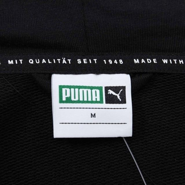 Original New Arrival 2018 PUMA Classics T7 Logo FZ Hoody Men's jacket Hooded Sportswear 3