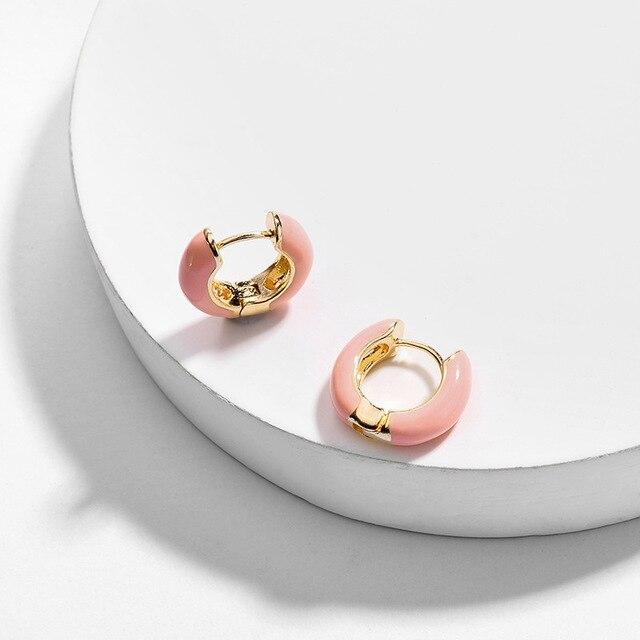 1 pair Pink