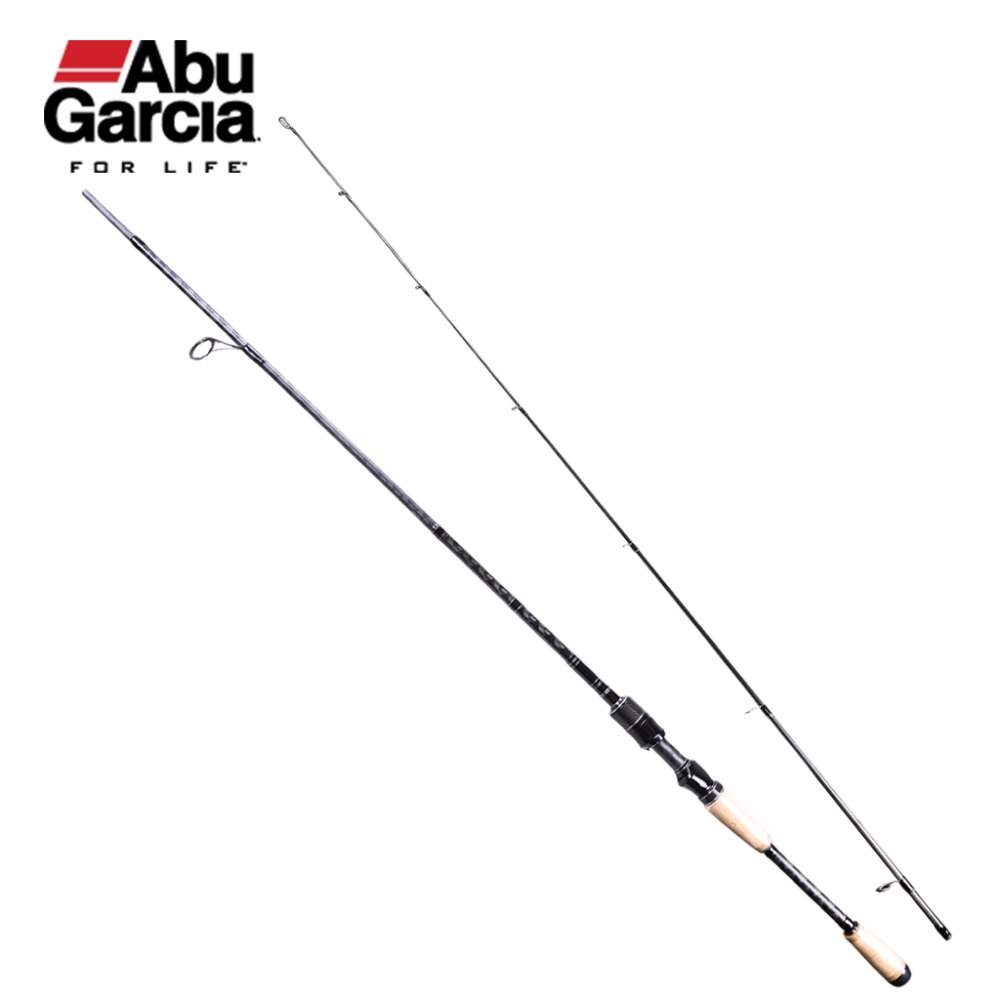 100% Original Abu Garcia Brand Hornet Remington HNS-672M Spinning Rod 2.01m Carbon Spinning Fishing Rods 2 Sec M Power Rod