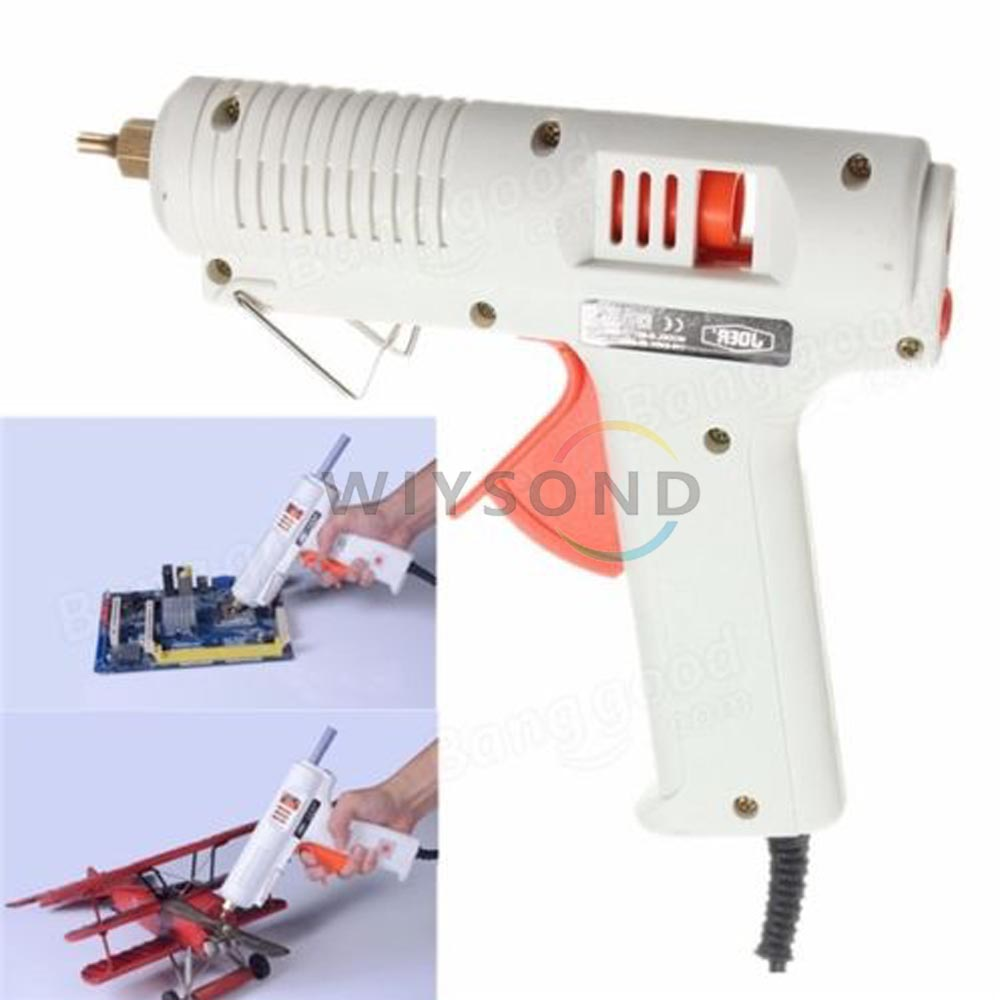 TL035 Hot Melt Glue Gun High Temp Heater 100W/120W EU Plug adjustable constant temperature 100~220 degree for Graft Repair моторезина heidenau k61 120 70 11 56m tl reinf обе оси