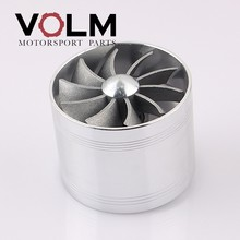 2.5 inch ventilator Supercharger Turbo Air Intake Fuel Saver Fan single Propeller air intake fan UP-F-002