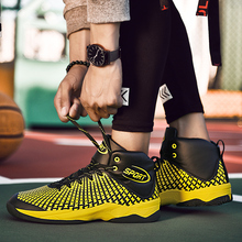 d1aa05c825c Official Original Authentic Basketball Shoes Sport Outdoor Breathable Athletic  Sneakers High Top Deportiva Lightweight Boots(. 3 Colors Available