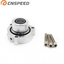 CNSPEED Válvula de escape para Audi A1 A3 Q5 1.8 T 2.0 T motor de descarga bov Blow Off Adaptor BOV1013(China)