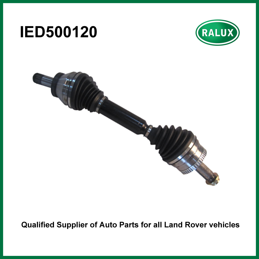 IED500120 car left front shaft axle for Land Range Rover auto drive shaft transmission system aftermarket parts factory supplier