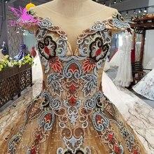 AIJINGYU Trouwjurken Zweden Rustieke Gown Prijzen Op Plus Size Korting Jurken Plus Size Trouwjurk Met Trein